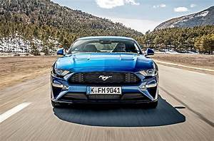 Ford Mustang 2.3 EcoBoost Fastback automatic 2018 review | Autocar