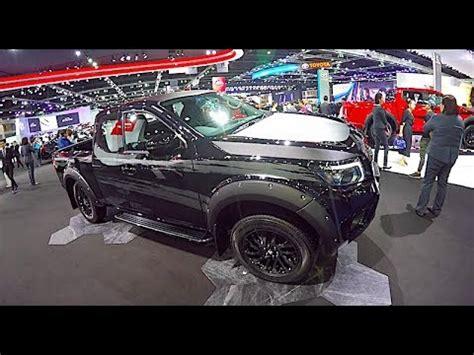 pickup nissan navara  black edition youtube