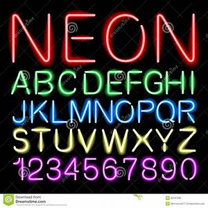 neon sign font pictures to pin on pinterest pinsdaddy With neon letter maker