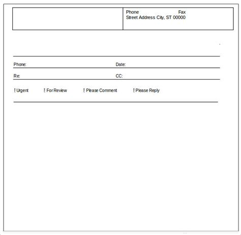Cover Sheet Template Fax Cover Sheet Template Cover Sheet Template Projet52
