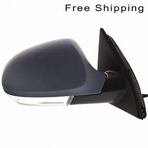 Details About Rh Side Manual Folding Power Heated Mirror