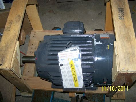 Emerson Electric Motors by New Emerson Electric Motor 20 Hp Catalog X20e1b Model