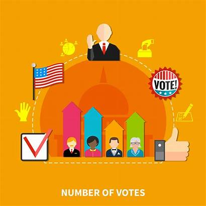 Election Parliament Vector Clipart System Candidates Graphics