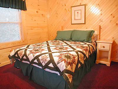 pictures of all 7 8 9 bedroom cabins at eagles ridge in