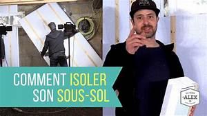 Isoler Sous Sol : comment isoler les murs de son sous sol youtube ~ Melissatoandfro.com Idées de Décoration