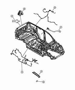 Dodge Nitro Wiring  Body