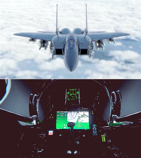 Boeing F-15 2040c Stealth Fighter Boasts Quad Packs That