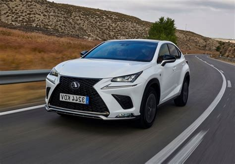 When Will 2020 Lexus Nx Come Out by 2020 Lexus Nx Redesign New Coming Out