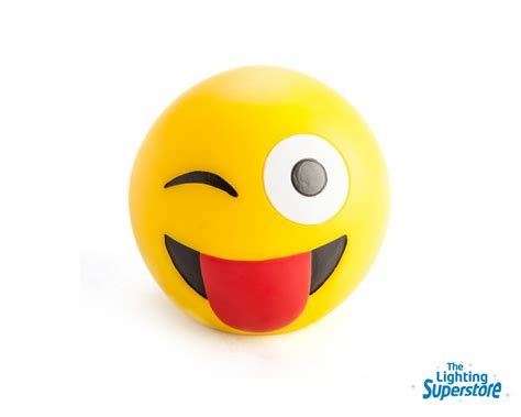 Crazy Emoji (koolface) Led Night Light