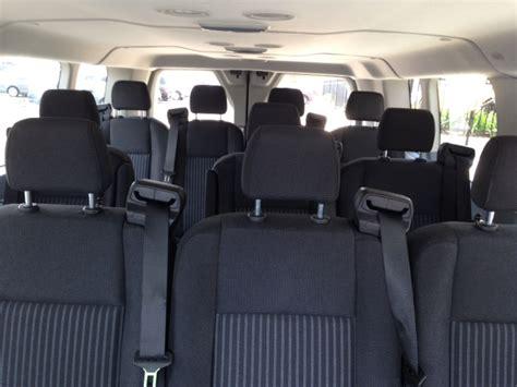 ford transit  passenger van rental midway ford