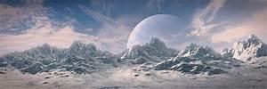 Weekend Contest Winner: Alien Landscape - BlenderNation
