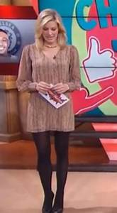 Celebrity Legs And Feet In Tights Charissa Thompsons