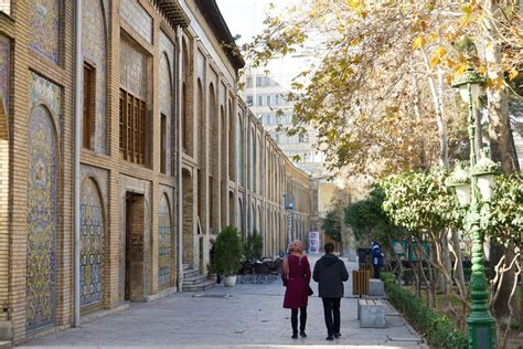 Golestan Palace Tehran-Iran