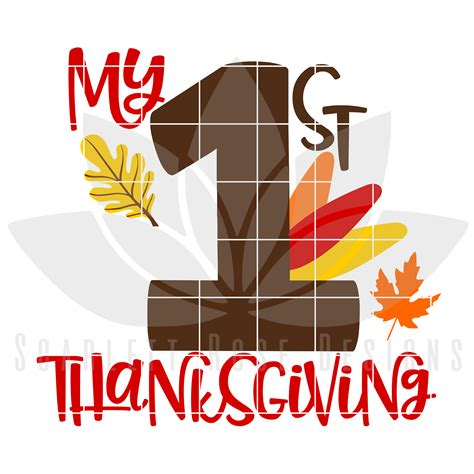 That simple task helps us to continue to provide freebies for you regularly. Thanksgiving SVG, My First Thanksgiving, 1ST, Turkey Day ...