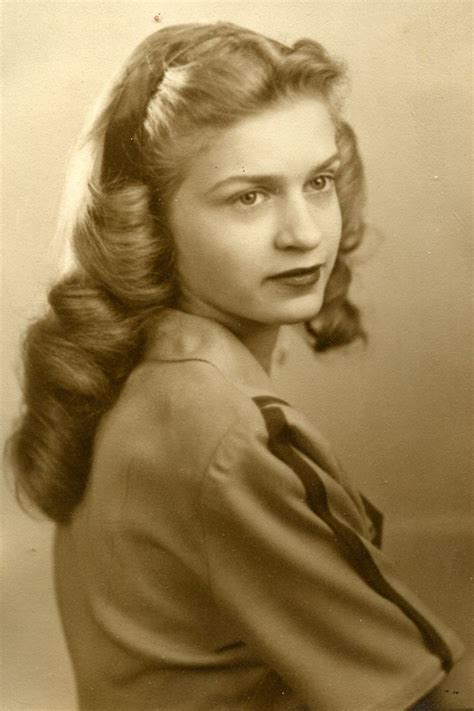 Hairstyles From The 1940s by 1940 S Hair Search Vintage Vintage Hairstyles