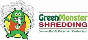 Green monster document shredding orange county ca for Document shredding in orange county ca