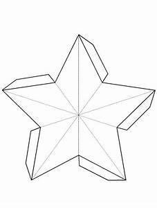 Comment Faire Une étoile En Papier : grande etoile papier 3d no l pinterest toile en ~ Nature-et-papiers.com Idées de Décoration