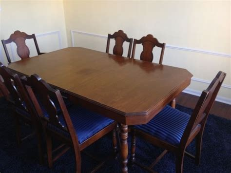 craigslist dining room table dining room table 6 chairs 200 craigslist chicago