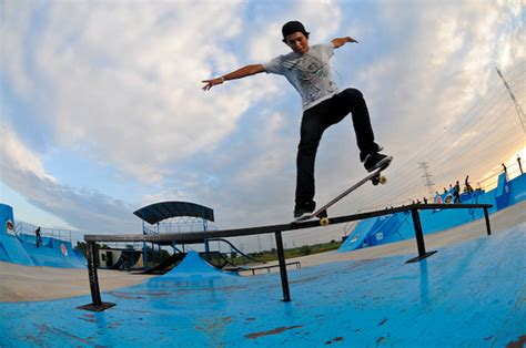 Crooked Grind | Increasing number of skateboarders in Alor ...