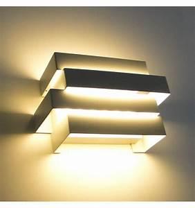 Moderne Wandleuchten Design : wandleuchte led modernes design scala 6x1w ~ Markanthonyermac.com Haus und Dekorationen