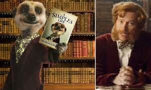 compare market meerkat adverts mail