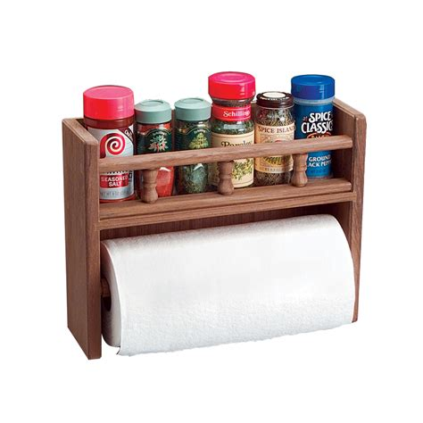 Small Spice Rack by Seateak Teak Small Spice Rack