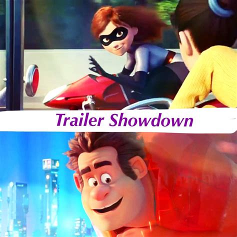 teaser trailer rundown wreck  ralph   incredibles