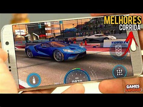os melhores jogos de corrida offline para android