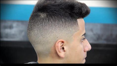 Haircut With Beard