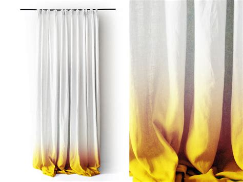 diy des rideaux en d 233 grad 233 de couleur