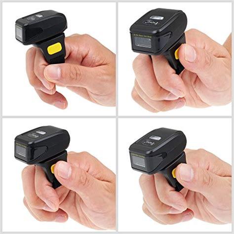 eyoyo portable wearable ring qr bluetooth barcode scanner