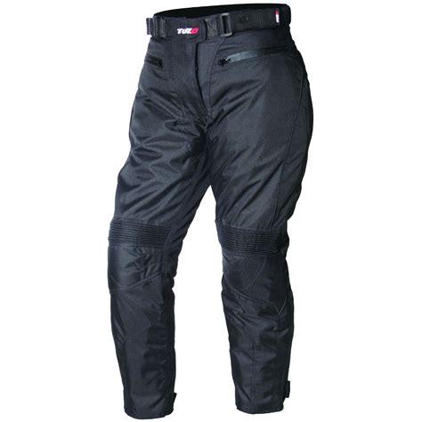 motorcycle pants tuzo ladies reef waterproof motorcycle pants trousers