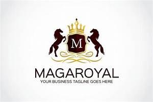 Maga Royal Logo Template