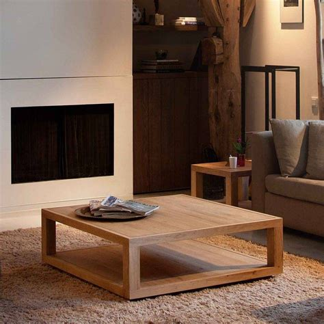 Beam small coffee table coffee tables ethan allen throughout small. Top 30 of Low Square Coffee Tables