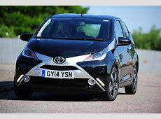 New Toyota Aygo 2014 review pictures Auto Express