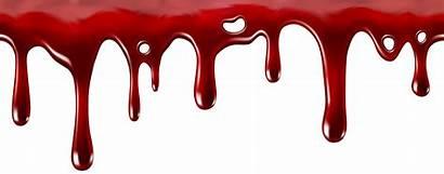 Dripping Transparent Blood Clip Clipart Halloween Yopriceville