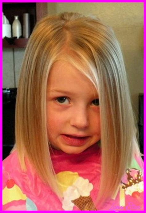 cool little girl shoulder length bob haircuts lives star