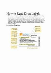 English teaching worksheets drugs for How to read medication labels