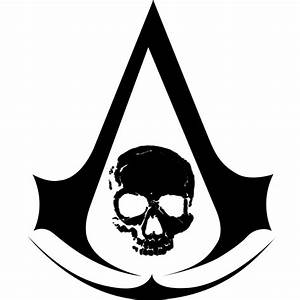 Assassin's Creed IV Black Flag Logo (Without Text) by ...