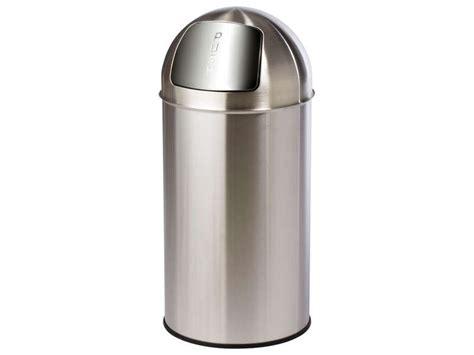 poubelle cuisine conforama poubelle 40 l fredy chez conforama
