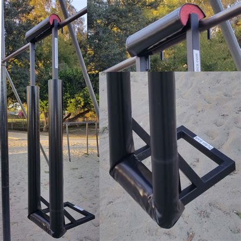 Swing Up by Pole Vault Swing Up Rack