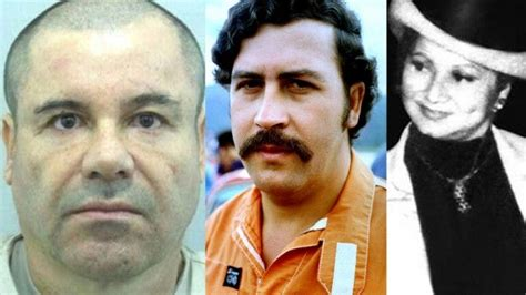 historys  notorious drug lords  edition