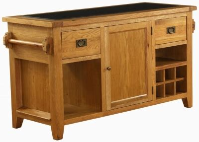 oak kitchen island with granite top buy kitchen furniture grab oak pine many more 8969