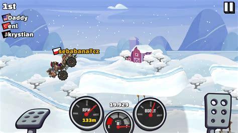 hill climb racing monster truck super monster truck race hill climb racing 2 youtube
