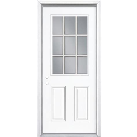 mobile home doors lowes mobile home exterior doors lowes shop masonite 2 panel
