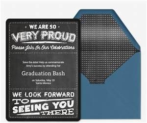 Graduation - Evite