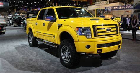 Ford F350 Tonka 2016   Autos Post