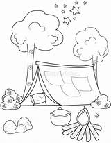 Tent Coloring Circus Pages Printable Getcolorings Abstract Getdrawings Children Program Illustration sketch template