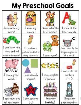 free learning programs for preschoolers pre kindergarten goals sheet powerful pre k preschool 27221