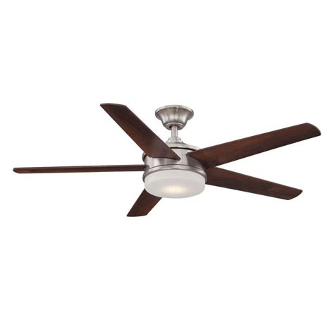 harbor breeze ceiling fan home depot home decorators collection davrick 52 in led indoor